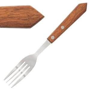 Olympia steakvork hout heft