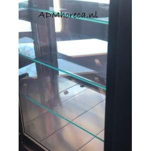 Capri Line Toonbank | Panoramisch en Dubbel Glas