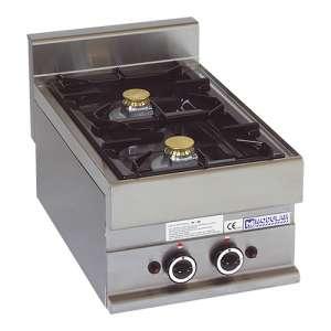 Kooktoestel Modular 650 Propangas 2 Brander