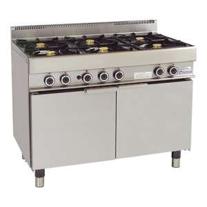 Gasfornuis Gas Oven 6 Branders
