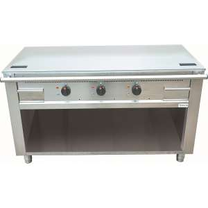Elektrische Teppanyaki Grill TEP3/160E