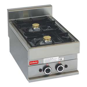 Kooktoestel Capaciteit 2 stuks