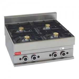 Kooktoestel Capaciteit 4 stuks