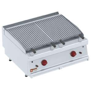 Gas Lavasteengrill 1/1 Module Bakrooster