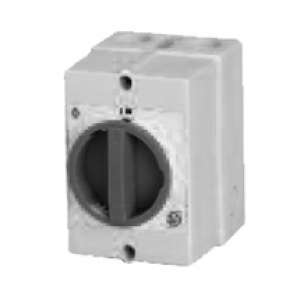 Werkschakelaar 230V/400V IP44