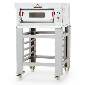Pizzaoven Italforni Model TK B-1 Elektro 66x99 Inox