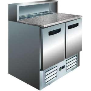 Pizzawerkbank ECO PS 900 met graniet en