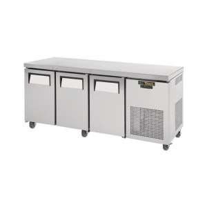 True 3-deurs werkbank met koeling 456ltr TGU-3-HC