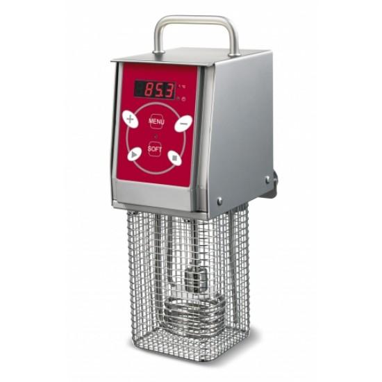 Vacuümkoker aan lage temperatuur, elektrisch