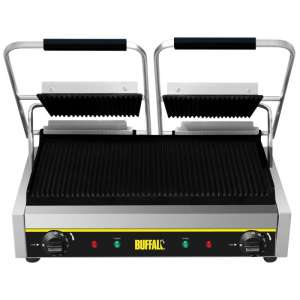 Contact Grill Buffalo DM902 Dubbel