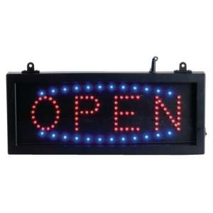LED-displaybord OPEN