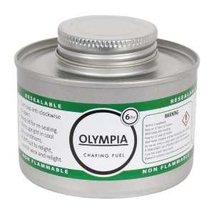 Olympia vloeibare brandstof 6 uur