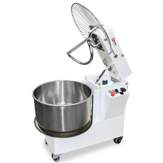 Bakkerstrog 42 Liter, kantelbare kop, verwijderbare kuip