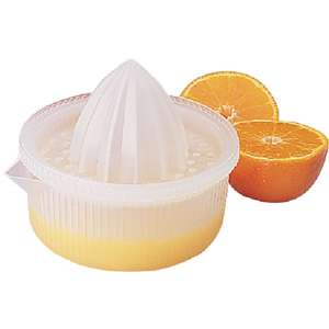 Kunststof citruspers