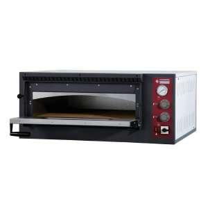 Elektrische oven 4 pizza's, 1 kamer