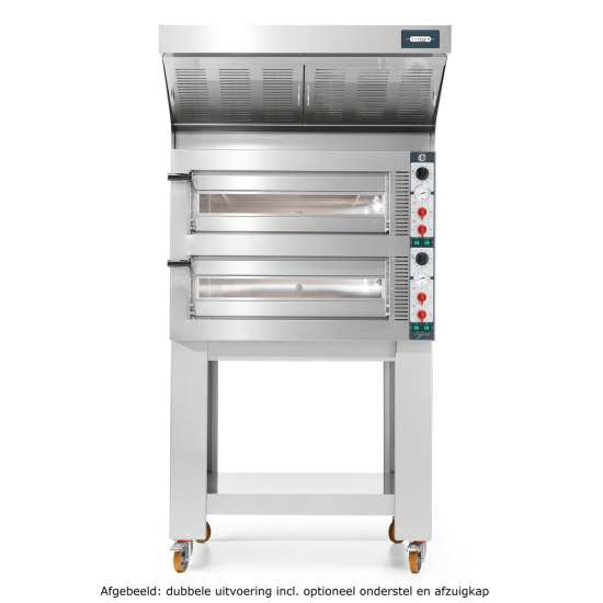 PIZZAOVEN CUPPONE breed model TIEPOLO TP635L/2CM