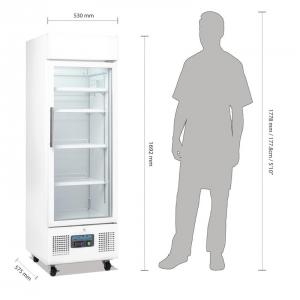 Polar G - display koeling - 218 Liter