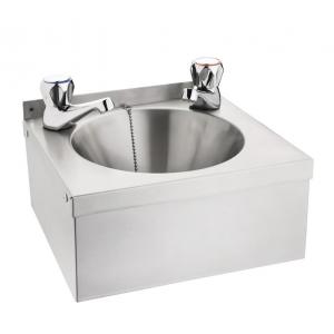 RVS mini handwasbak