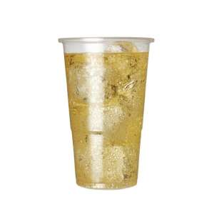 Plastico disposable bierglazen 29cl