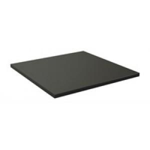 Tafelblad Antraciet 60x60 cm